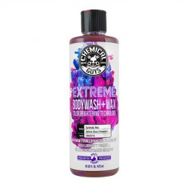 Shampoing Extreme Bodywash + Wax Chemical Guys