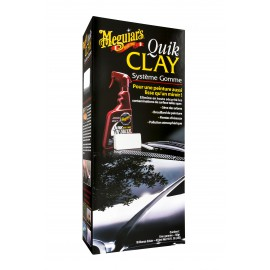 Systeme Gomme Quick Clay Meguiar's