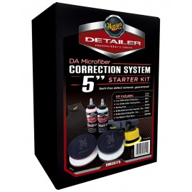 Kit DA Microfiber Correction System Meguiar's
