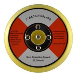 Plateau lustreuse double action Backing Plate
