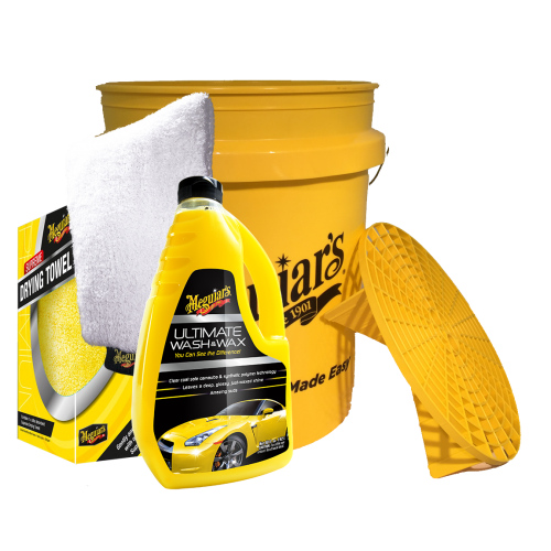 Pack Lavage Ultime Meguiar's