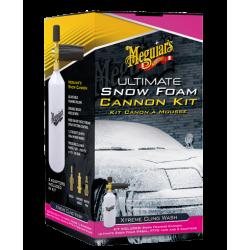 Kit Canon à Mousse Ultimate Snow Foam Meguiar's