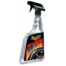 Hot Shine Brillant Pneus Meguiar's