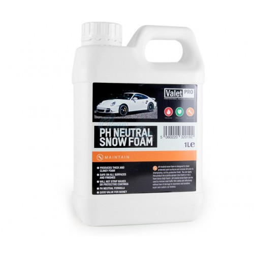 Ph Neutral Snow Foam - Valet Pro