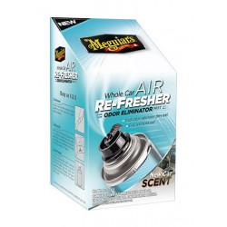 Destructeur d'odeur Air Re-Fresher Véhicule neuf Meguiar's