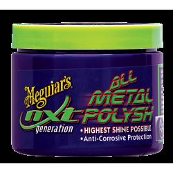 polish pour métaux NXT All Metal Polish Meguiar's