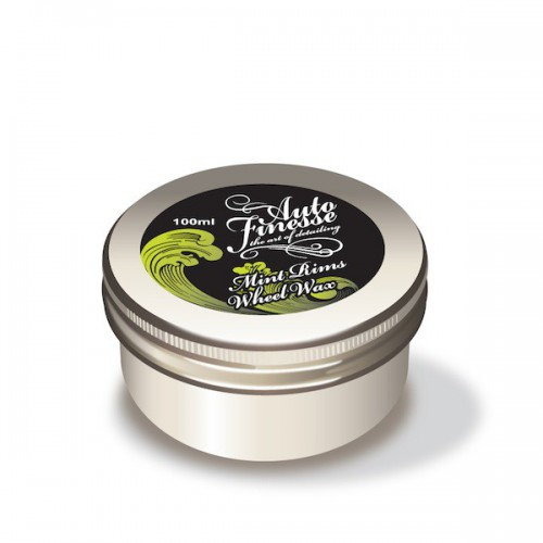 Mint Rims Wheel Wax - Auto Finesse