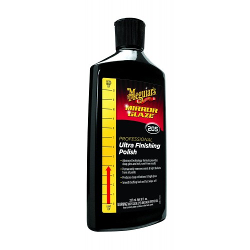 Ultra Finishing Polish 205 Meguiar's