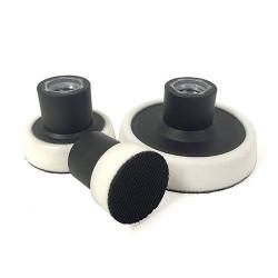 Mini plateau velcro M14 pour polisseuse rotative
