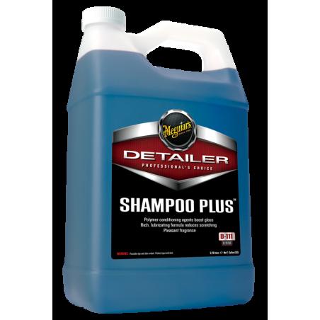 Shampoo Plus Meguiar's