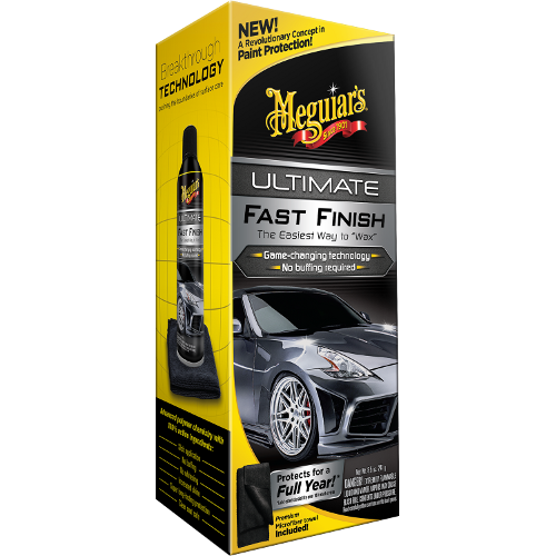 Protection Ultimate Fast Finish Meguiar's
